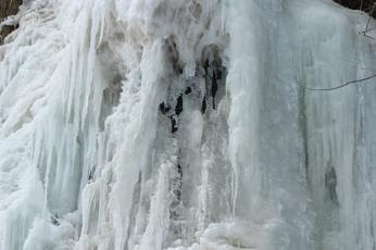 緩んだ氷1